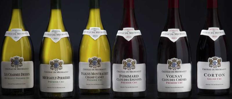 vins de Meursault